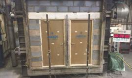Fire Door Test Falcon Panels
